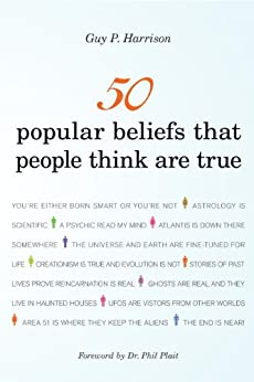 50 Popular Beliefs That People Think Are True par [Harrison, Guy P.]