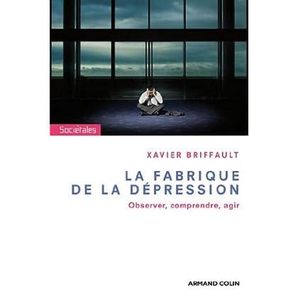 La fabrique de la dépression : Observer, comprendre, agir (Hors Collection)