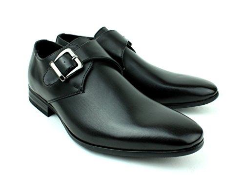 Formel Pour Hommes Décontracté Bureau Élégant Allure Cuir Chaussures Mariage Noir