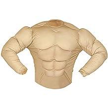 WIDMANN Muscle Súper camisa del traje pequeño para superhéroe ...