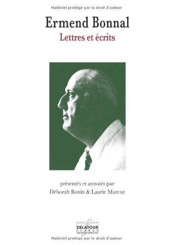 Lettres et écrits