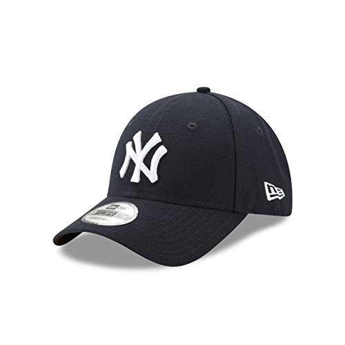 New Era Era - MLB Basic NY Yankees 9Forty Adjustable, Baseball beretto da uomo