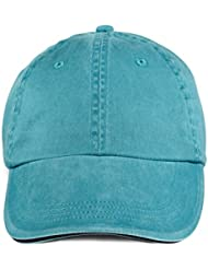 anvil Herren Low Profile Sandwich-Twill-Cap / 166