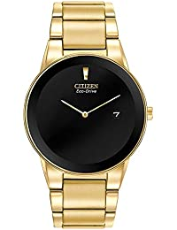 citizen Analog Black Dial Men's Watch-AU1062-56E