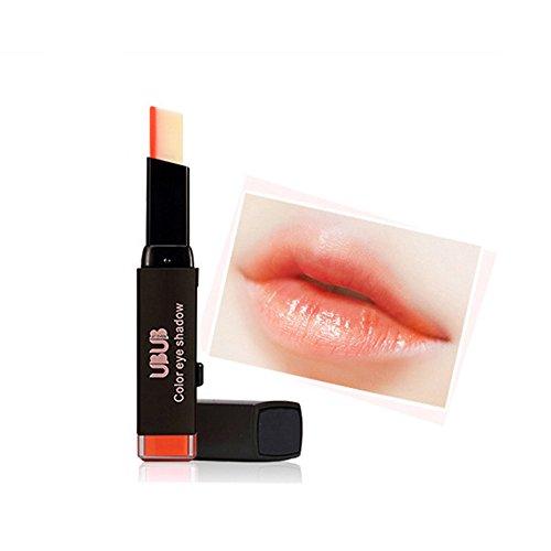 Rouge à lèvres,imperméable mat à lèvres Lèvres Lèvre Crayon Gloss à lèvres Lonshell (02#)