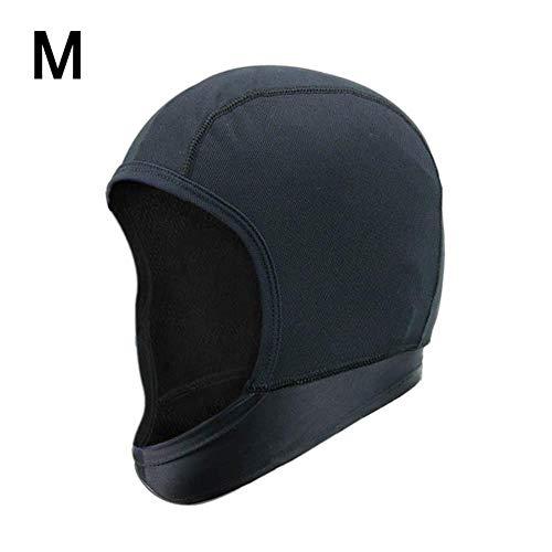 PIONIN Warme Maske,Sport Fitness Skull Cap Feuchtigkeitstransport Fahrradhelme & Kopfbedeckungen Liner Hat Beanies
