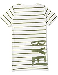 Mothercare Boy's Striped Regular fit T-Shirt