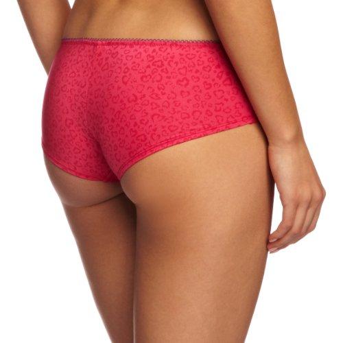 Cleo Damen Panty Semi-Opaque Rosa - Pink multi