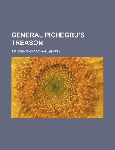General Pichegru's Treason