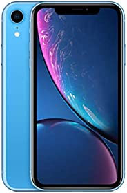 Apple iPhone XR 64GB Blue (Renewed)