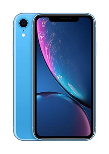 Apple iPhone XR – Smartphone de 6.1″ (64 GB) azul