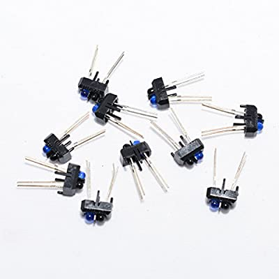 MAKER AND HACKER TCRT5000 Reflective Optical Infrared Sensor (5 Pieces)