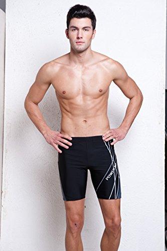 Ispeed Men's Fashion Jammer Swimsuit
