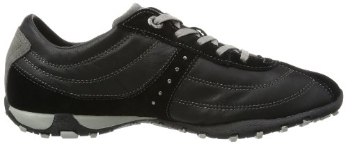 Geox D FRECCIA J D34C0J08522C Damen Sneaker Schwarz (BLACK C9999)