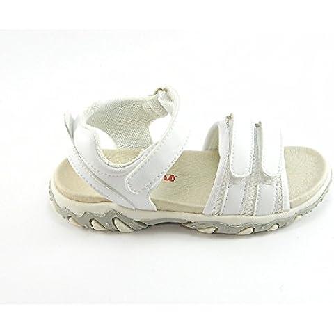Naturino - Naturino sandali bianchi bambina Sport