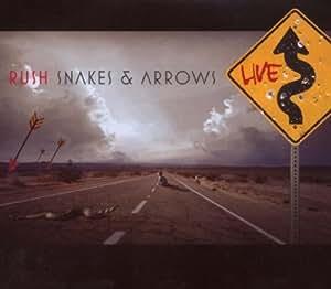 Snakes & Arrows Live (2CD)
