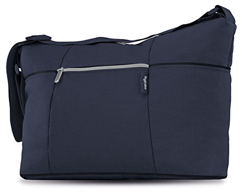 Inglesina borsa day bag, borsa organizer per passeggino con fasciatoio, imperial blue