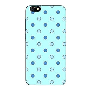 DOT PATTERN BACK COVER HONOR 4X
