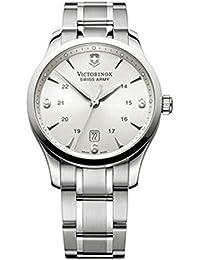 Victorinox Swiss Army Herren-Armbanduhr Analog Quarz Edelstahl 241476