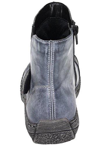 Remonte Donna stivaletti blu, (ozean/asphalt/jeans) D388014 ozean/asphalt/jeans