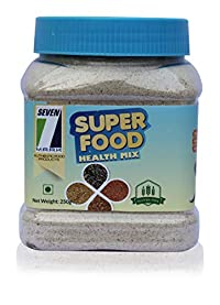 7 Mark Natural Multigrain Health Mix with 40 Ingredients, 250 Grams