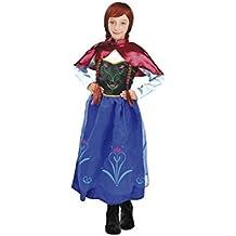 Disfraz Princesa de Hielo Ana niña 10-12 años