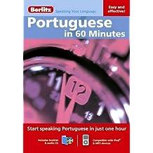Berlitz Language: Portuguese In 60 Minutes (Berlitz in 60 Minutes)