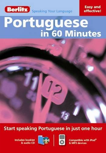 Berlitz Language: Portuguese In 60 Minutes (Berlitz in 30 Days)