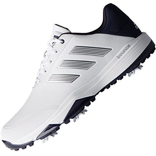 huge discount c1df6 5487c adidas Adipower Bounce WD, Scarpe da Golf Uomo, Bianco (White F33782),