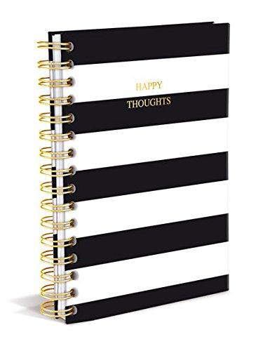 Hard Bound Journal: Classic Charm - Hardcover-Notizbuch mit stabiler Ringbindung: Der Charme des Klassischen