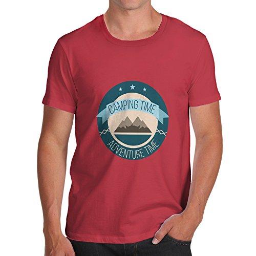 T-Shirt  Gr. Small, rot ()