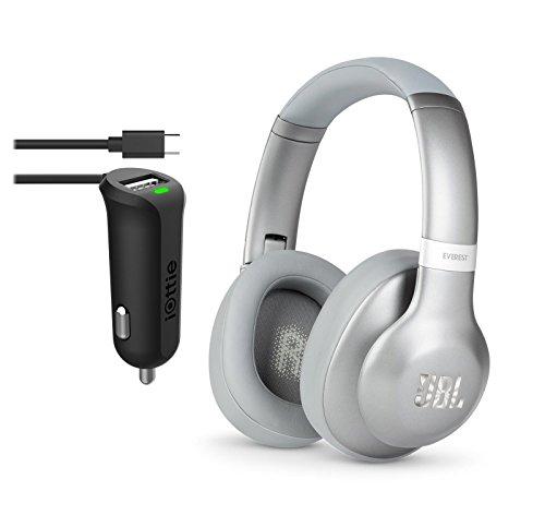 97d9f3e526f Buy JBL Everest 710 Wireless Bluetooth Headphone (Silver) Online at ...