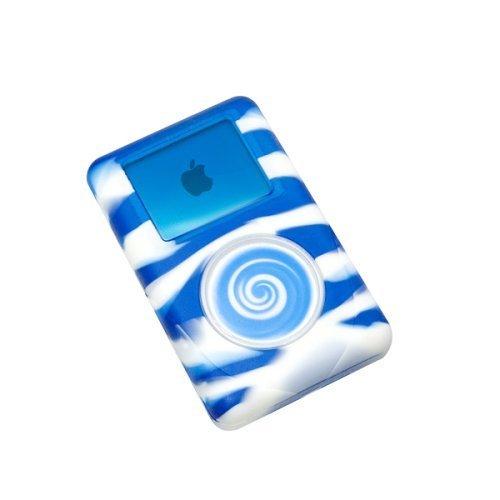 iSkin eVo2 Wild Sides for 4G iPod 20GB, Photo 30GB, Rebel (blau) (Ipod Gb 20 Apple)