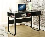 EBS Moderne Einfache Bürotisch Schreibtisch Computertisch PC Laptop für Haus Büro - 110 x 55 x 75 cm