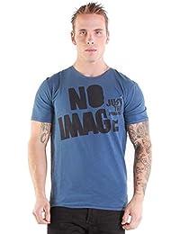 G-Star Herren T-Shirt Blau Pacifique