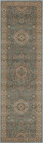 Momeni Rugs BELMOBE-03LBL2376 Belmont Collection Traditional Area Rug, 2'3