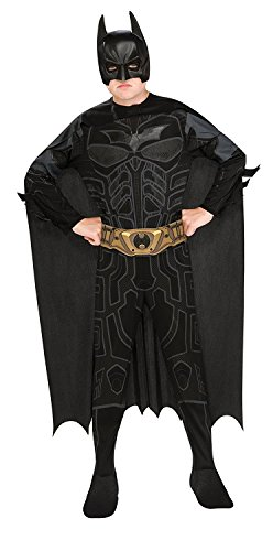 Batman Kostüm Dress Fancy - Batman Kinder Kostüm costume Fancy Dress Costume Karneval Halloween