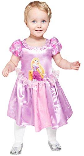 erdbeerloft - Mädchen Karneval Kostüm Rapunzel , Mehrfarbig, Größe 80-86, 12-18 (Kostüme Dalmatiner Tanz)