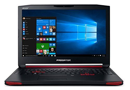 Foto Acer Predator G9-791-71MG Notebook Gaming, Display da 17.3