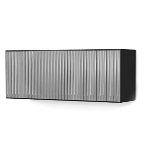 home3000 DVD étagères Design en Noir