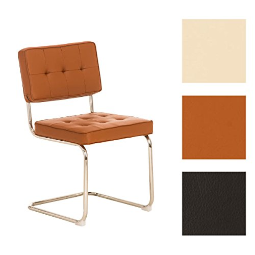 clp-retro-cantilever-chair-chiva-thick-upholstery-amber