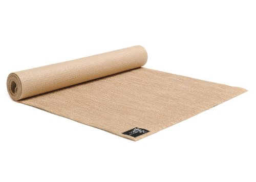 Yogistar Jute - Esterilla de yoga, color beige