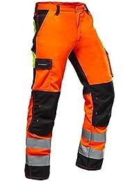 Pfanner Warnschutz Bundhose Stretchzone EN20471