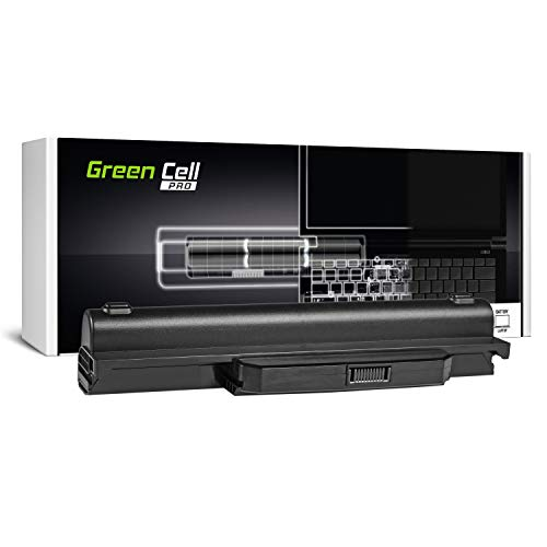 Green Cell® PRO Extended Serie A32-K53 A41-K53 Batería para ASUS K53 K53E K53S K53SJ K53SV K53U X53 X53S X53SV X53U X54 X54C X54F X54H X54L Ordenador (Las Celdas Originales Samsung SDI, 7800mAh)