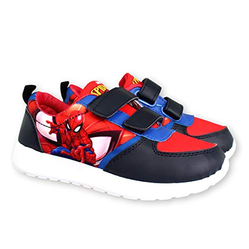 Disney Spiderman Jungen Sneaker Schuhe Kinder Neu