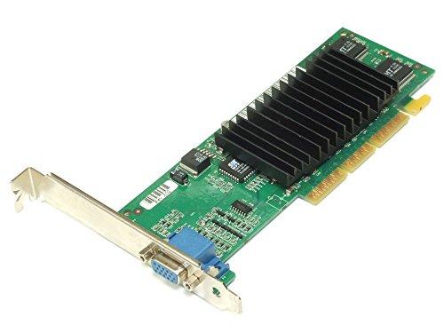nVidia TNT2 16MB AGP PC Graphics Card Grafikkarte 180-P0019-0100-A Dell 034MCW (Zertifiziert und Generalüberholt) -