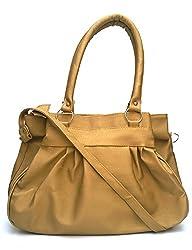 Vintage Stylish Ladies Handbag Golden(bag 179)