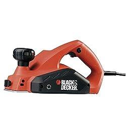 Black & Decker KW712 650-watts Wood Planer
