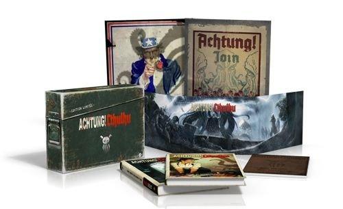 Achtung ! Cthulhu Edition limitée