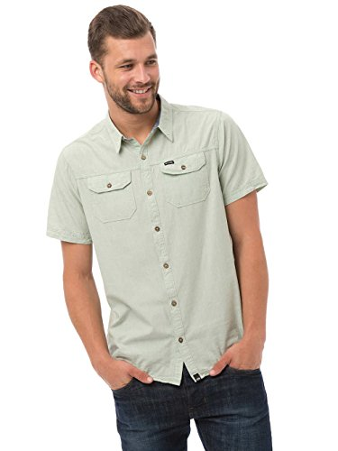 Animal -  Camicia Casual  - Uomo Light Sage XXL